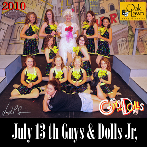 OLPD Guys & Dolls Jr 2010-07-13