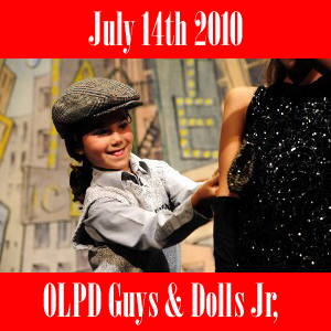 OLPD Guys & Dolls Jr 2010-07-14